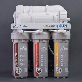 Osmosis Inversa Pura Oi Max 2200 Lts/d Cerveza Hielo Agua