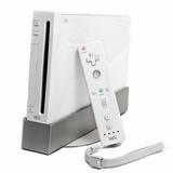 Nintendo Wii Completa + Flash Y Juegos + Accesorios