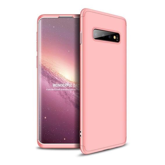 Funda Luxury 3 En 1 Rigida P/ Samsung S10 Plus Lite E