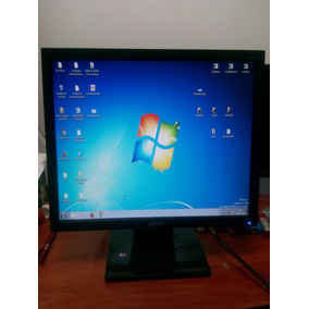 Monitor 17 Lcd Marca Acer