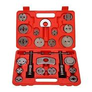 Kit Compresor Extractor Prensa Caliper Freno Auto 22 Pcs