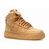 Zapatillas Nike Air Force 1 Hig Flax Lv8 (gs) Leather Mujer