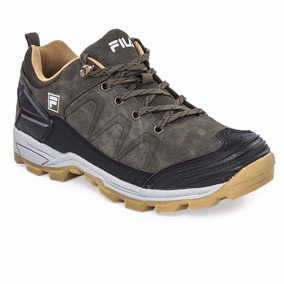 Zapatilla Mount Low Gris Fila qnql5GC