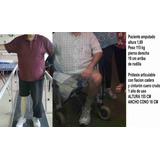 Protesis Pierna Derecha Con Fijacion Cadera