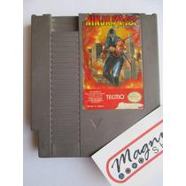 Ninja Gaiden 1 Para Nintendo Nes El Original Clasico Juego