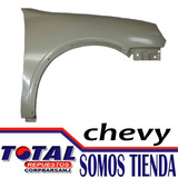 Guardafango Delantero Derecho Chevrolet Chevy (2007 Al 2008)