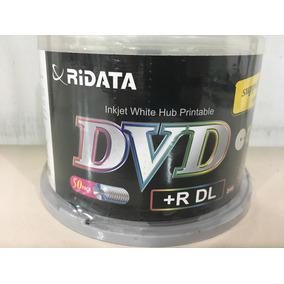 Dvd Doble Capa. Dl 8.5gb Ridata