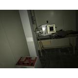 Maquina De Rayos X Portatil C/revelador Agfa C/camilla Envio