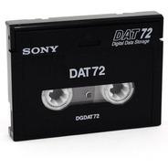 Kit Sony Lto Data Cartridge Dgdat72 72gb - 10 Fitas