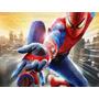 Painel Decorativo Festa Homem Aranha Spider [3x1,7m] (mod3)