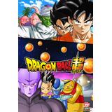 Dragon Ball Super Serie Completa + Capitulos En Latino