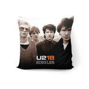 Cojín U2: 18 Singles 45x45cm Vudú Love