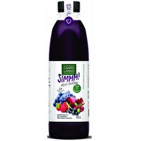 Suco Vegs Açaí/berry Pet 900ml - Campo Largo