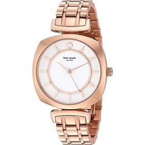Kate Spade New York Reloj De Oro De Barrow Rose De Las Mujer