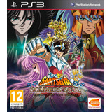 Saint Seiya Soldiers Soul Ps3 Digital Español Latino Gcp