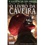 Gibi Do Capitão América Livro Da Caveira