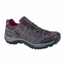 Tenis Hiker Outdoor Todo Terreno Campismo Casual Dama Msi