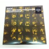 Vinilo Glenn Gould/ Bach - Goldberg Variations -envío Gratis