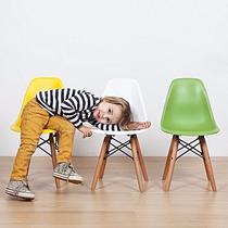 Silla Eames De Niños (4 A 9 Años)