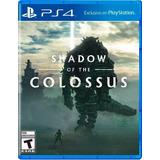 Shadow Of The Colossus Ps4 Físico Nuevo Sellado