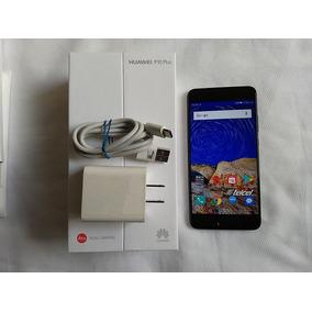 Huawei P10 Plus, Vky-l09, Negro, Como Nuevo, En Caja, Libre