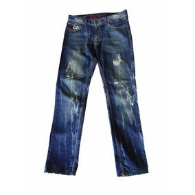 Jeans Vintage Straight Fit Hollister