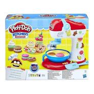 Play Doh Batidora De Postres Masa Hasbro E0102 Educando Full