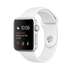 Relogio Apple Watch Series 2 Mnpj2ll/a 42mm Aluminio Prata/b