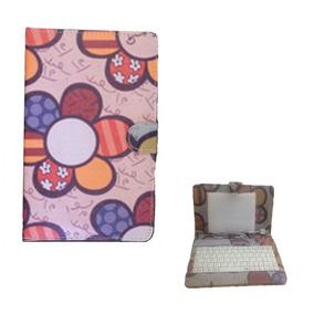 Capa Teclado Case Micro Tablet Celular 7p Romero Britto