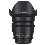 Rokinon 16mm T2.2 Cine Ds Lens For Micro Four Thirds Mount