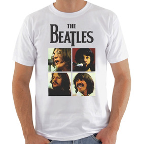 Camiseta The Beatles Let It Be