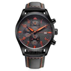 Relógio Masculino Com Sub-mostrador Funcional 3at Oferta..