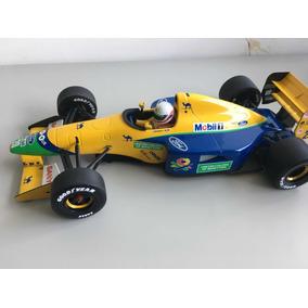 Benetton Ford B191b M. Brundle 1992 1/18