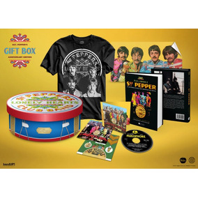 The Beatles - Sgt. Peppers Lonely Hearts Club Band Box