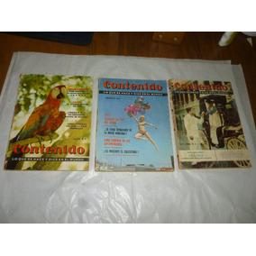 Revistas Contenido Numeros Bajos