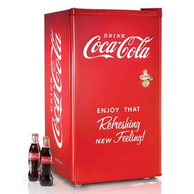 Mini Refrigerador Coca-cola Retro
