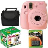 Fujifilm Instax Mini 8 Cámara Instantánea De Película (rosa
