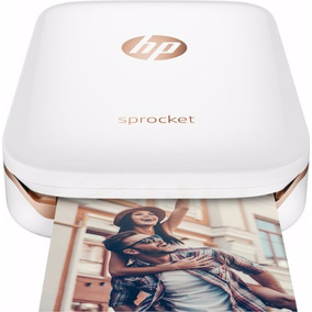 Hp Sprocket Photo-impressora Bolso Bluethooth-pronta Entrega