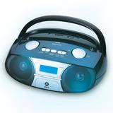 Reproductor Spica Sp222 Bluetooth Usb Aux Am/fm Digital Sd