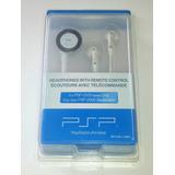 Fone De Ouvido Headphone Psp Sony Original Serie 2000 E 3000