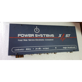 Crossover X4st Power System