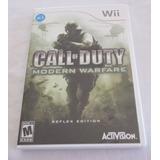 Call Of Duty Modern Warfare Nintendo Wii
