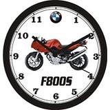 2007 Bmw F800s Motocicleta Reloj De Pared-libre De La Nave