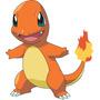 Combo Charmander Peluche 18cm + Gorra Charmander Pokemon Go