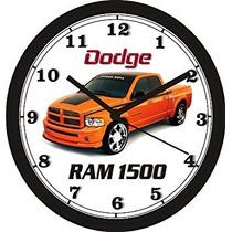 Dodge Ram 1500 Hemi Carro Reloj De Pared-libre De La Nave E