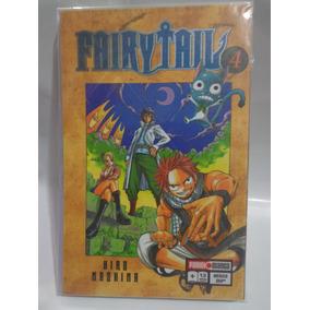 Fairy Tail Vol.4 Manga Editorial Panini