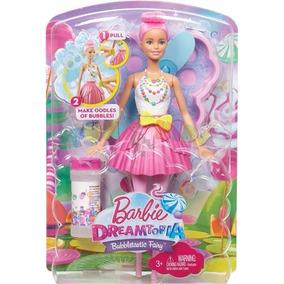 Mattel Barbie Dreamtopia Fada Bolhas Mágicas Dvm94