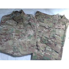 Uniforme Militar Original Us Army Multicam Large Gotcha