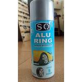 Spray Pintura Metalica Para Pintar Rines Alurig Marca Sq