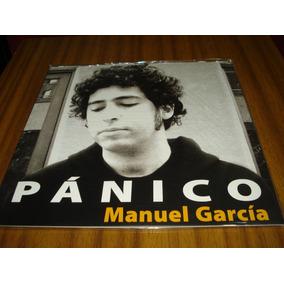 Vinilo Manuel Garcia / Panico (nuevo Y Sellado)